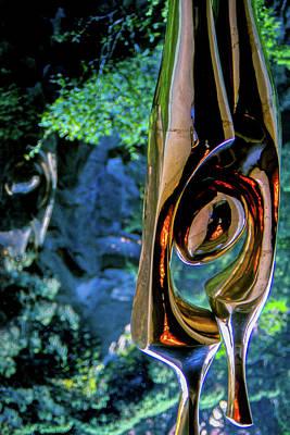 Photograph - Golden Eye by Samuel M Purvis III