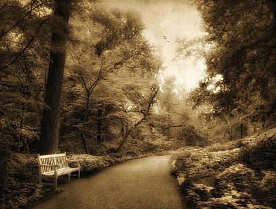 Photograph - Golden Garden by Jessica Jenney