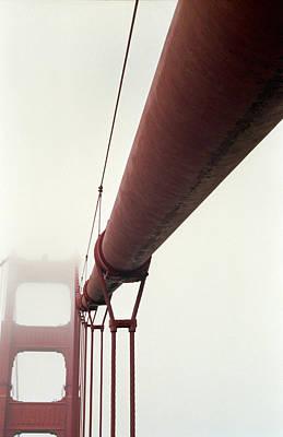 Ps I Love You - Golden Gate 3 by Mark Fuller