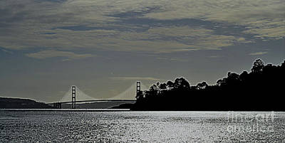 Photograph - Golden Gate Bridge by Diane montana Jansson