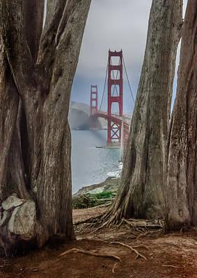 Photograph - Golden Gate Bridge by Patrick Boening