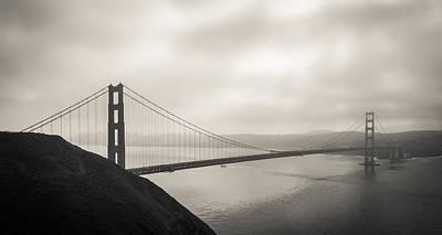 Photograph - Golden Gate Bridge by Scott Rackers