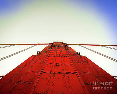 Photograph - Golden Gate Bridge 1 by Tom Jelen
