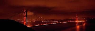 Photograph - Golden Gate by Dan Gildor