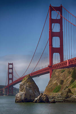 Photograph - Golden Gate by Debby Richards