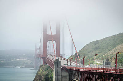 Photograph - Golden Gate No. 2 by Margaret Pitcher