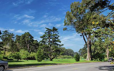 Photograph - Golden Gate Park  by John M Bailey