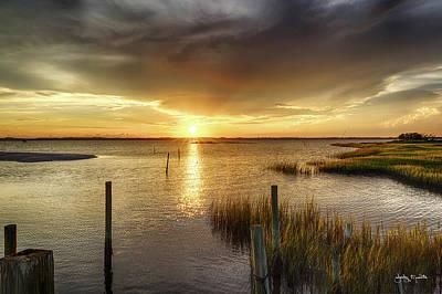 Photograph - Golden Grass by Jody Merritt