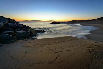 Photograph - Golden Hour by Michael Scott