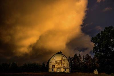 Photograph - Golden Hour by Paul Freidlund