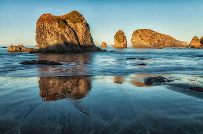 Photograph - Golden Islands by Jonathan Nguyen