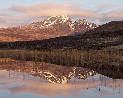 Photograph - Golden Light At Blaven by Stephen Taylor