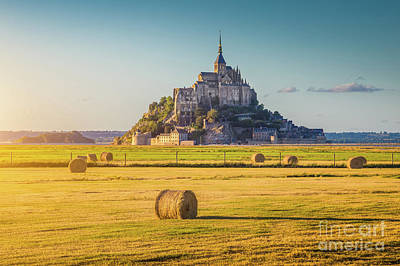 Photograph - Golden Normandy by JR Photography