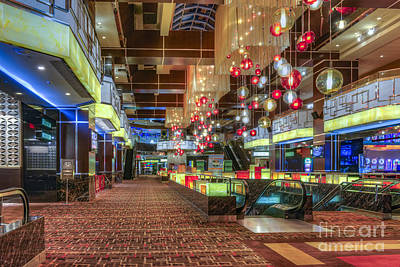 Photograph - Golden Nugget Casino Atlantic City by David Zanzinger