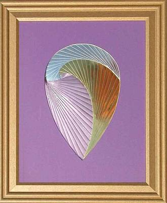 Mixed Media - Golden Parachute by Ron Davidson