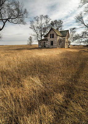 Photograph - Golden Prairie  by Aaron J Groen