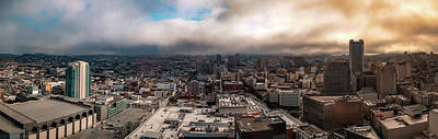 Photograph - Golden San Francisco by Ant Pruitt