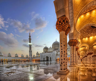 Photograph - Golden Temple by John Swartz