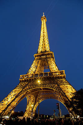 Photograph - Golden Tower by Hitendra SINKAR