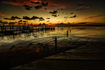 Photograph - Golden Twilight by Kevin Cable