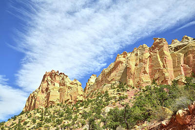 Photograph - Golden Wall Canyon by Ray Mathis