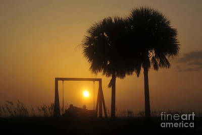 Two Suns Photograph - Golden Years by David Lee Thompson