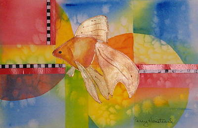 Goldfish Original by Terry Honstead
