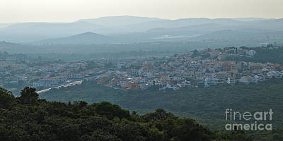 Photograph - Goldra Hill View In Loule by Angelo DeVal