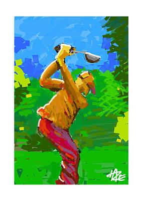 Golfer Original