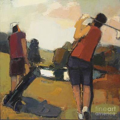 Golfers  Original