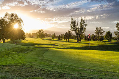 Photograph - Golfers Paradise by James BO Insogna