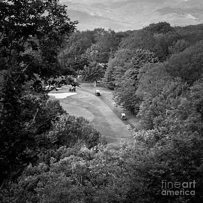 Photograph - Golfing by Patrick M Lynch