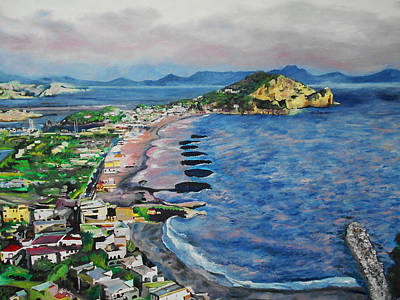 Painting - Golfo Di Pozzuoli by Kevin J Cooper Artwork