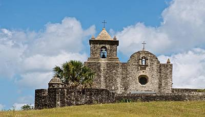 Photograph - Presidio La Bahia by Kristina Deane
