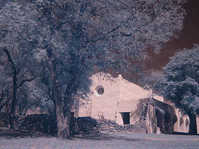 Photograph - Goliad Mission by Joshua House