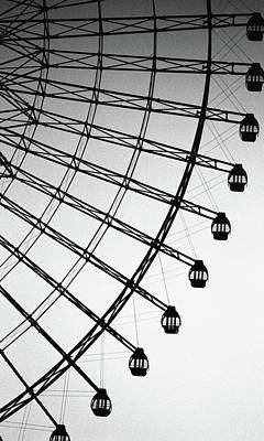 Wheel Photograph - Gondola by Snap Shooter jp