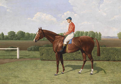 Emil Adam Painting - Gondolat by Emil Adam