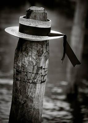Gondolier Hat Art Print