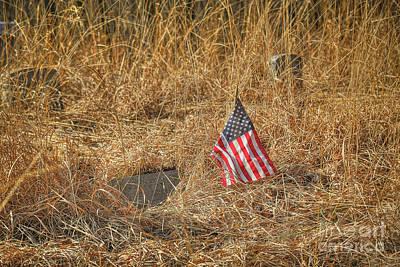 Graveyard Digital Art - Gone But Not Forgotten by Randy Steele