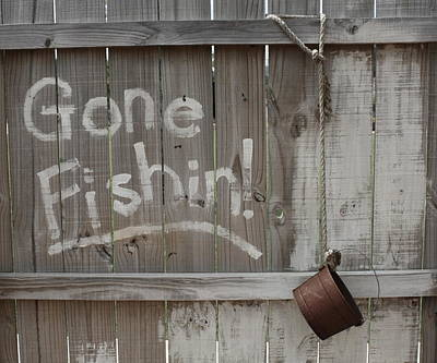 Gone Fishin Original