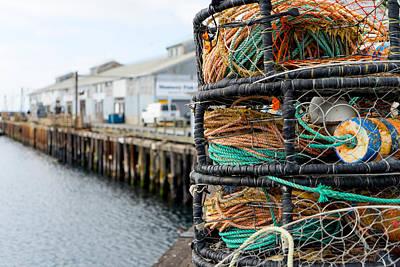 Photograph - Gone Fishing by Derek Dean