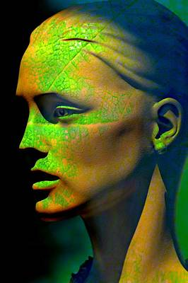 Photograph - Gone Green by Diana Angstadt