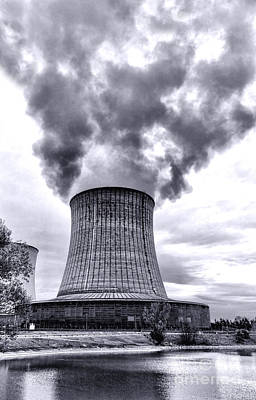 Atomic Photograph - Gone Nuclear by Olivier Le Queinec