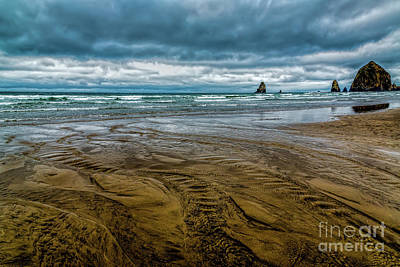 Photograph - Gone With The Tide by Jon Burch Photography