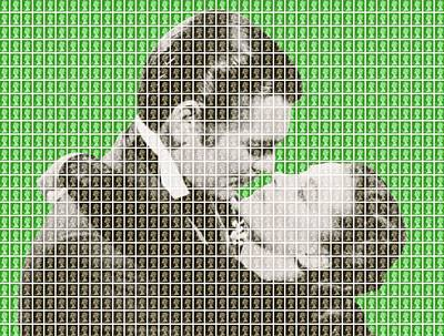 Gone With The Wind - Green Original