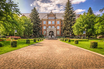 Photograph - Gonzaga University II by Spencer McDonald