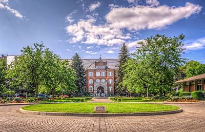 Photograph - Gonzaga University by Spencer McDonald