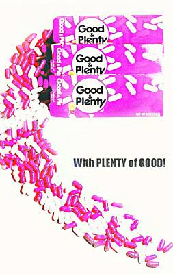 Photograph - Good And Plenty by Diana Angstadt