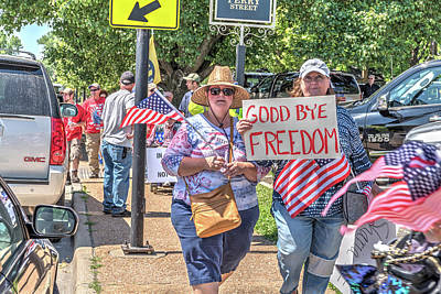 Photograph - Good Bye Freedom by Spencer McDonald