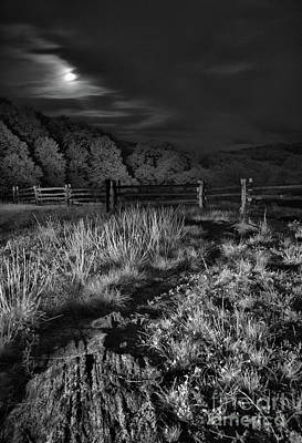 Photograph - Good Bye The Night by Dan Carmichael